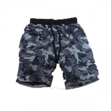 Pantalón corto Jack en Woodland Azul de Foraventure