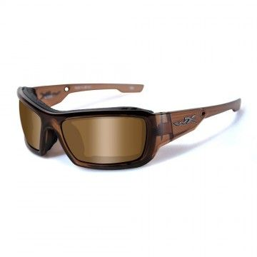 Gafas polarizadas Knife Bronze en Brown Crystal de Wiley X