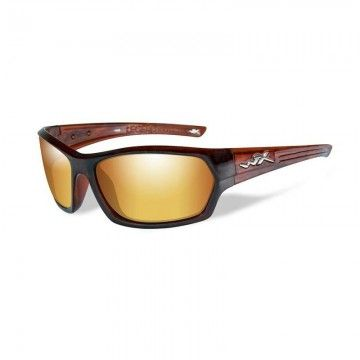 Gafas polarizadas Legend Gold Mirror en Hickory Brown de Wiley X
