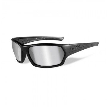 Gafas Polarizadas Legend Silver Flash en Negro de Wiley X