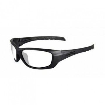 Gafas Gravity Clear en Negro de Wiley X