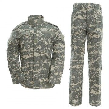 Uniforme militar en camuflaje ACU Digital de Dragonpro
