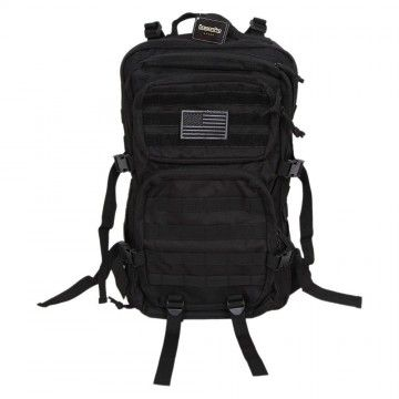 Mochila Assault Tactical de 40 L en Negro de Dragonpro