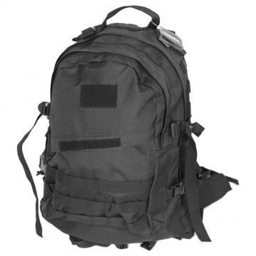 "Mochila táctica ""3 Days"" Assault 35 L en Negro de Dragonpro"