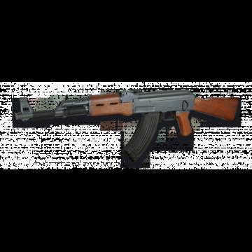 Modèle de fusil électrique AEG AK 47, marque Jing Gong.