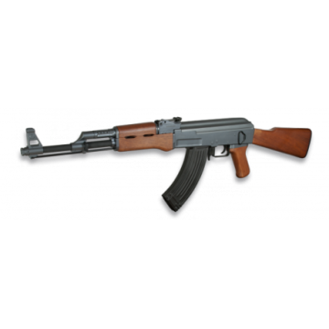Electric rifle model AEG AK 47, Jing Gong brand.