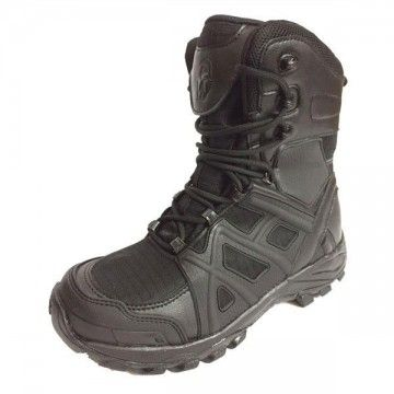 "Botas INMORTAL WARRIOR DEFENDER 8"" - NEGRA"