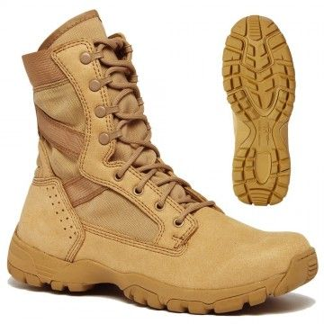 Botas tácticas BELLEVILLE - Ultra Light. Hot Weather Garrison Boot