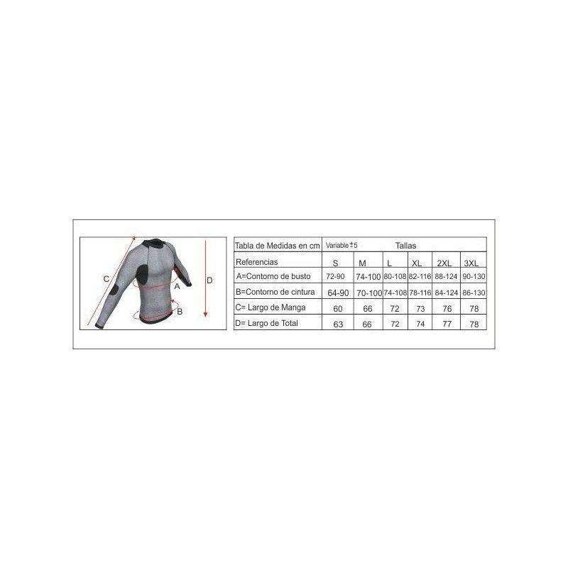 Militar Camiseta Nivel 5Mujer Annack Anticorte hxoBtsQdCr
