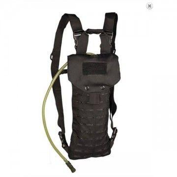 Farbe schwarz 2,5 Liter Camelbak Rucksack.