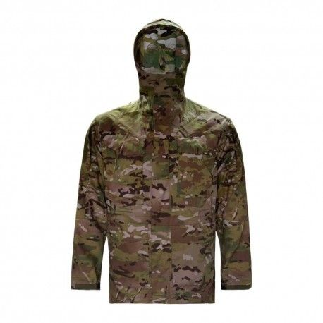 Chaqueta Commander en camuflaje Multicam.