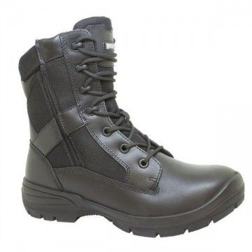 D. SIDE ZIP MAGNUM brand type FORCE 8.0 boot