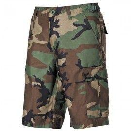 Pantalón corto M65 CAMO modelo 6 bolsillos