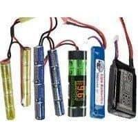 Baterias y cargadores