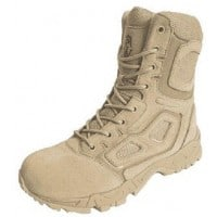 Military high boots