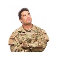 Militärische Kostüme