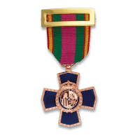 Emblèmes et médailles