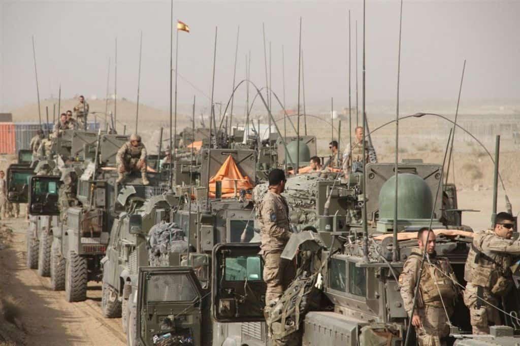 ¿Qué sucedería si España y Marruecos entrasen en guerra por el Sahara? (Ficción)