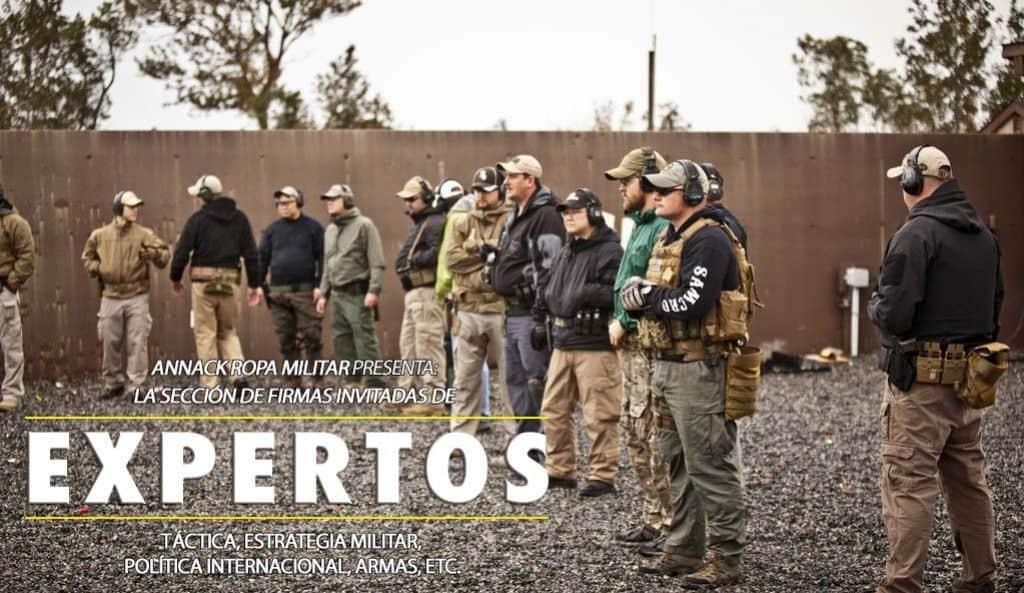 Panel de Expertos de Annack Ropa Militar