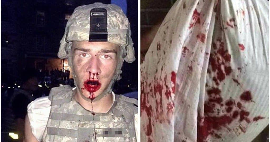 La batalla anual de almohadas de West Point se desmadra: 30 heridos