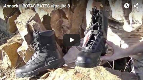 REVIEW - Botas BATES Ultra lite 8 (by The Last Human)