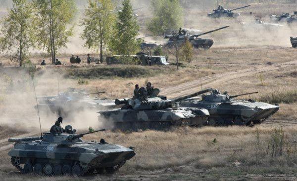 Maniobras militares Centar 2015: Rusia saca músculo