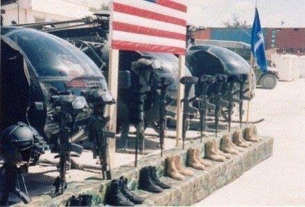 Los videos reales de Black Hawk derribado