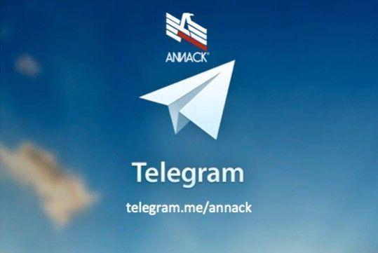 Annack Ropa Militar estrena canal de noticias en Telegram
