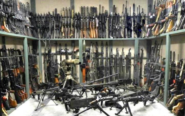 5 armas largas que cambiaron el arte de la guerra.