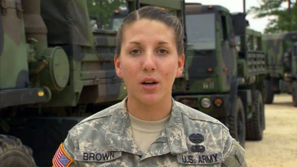 Monica Lin Brown: an epic story