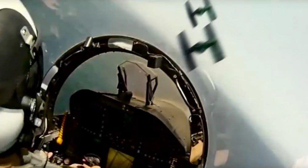 La tripulación del USS Eisenhower hace un remake de Star Wars