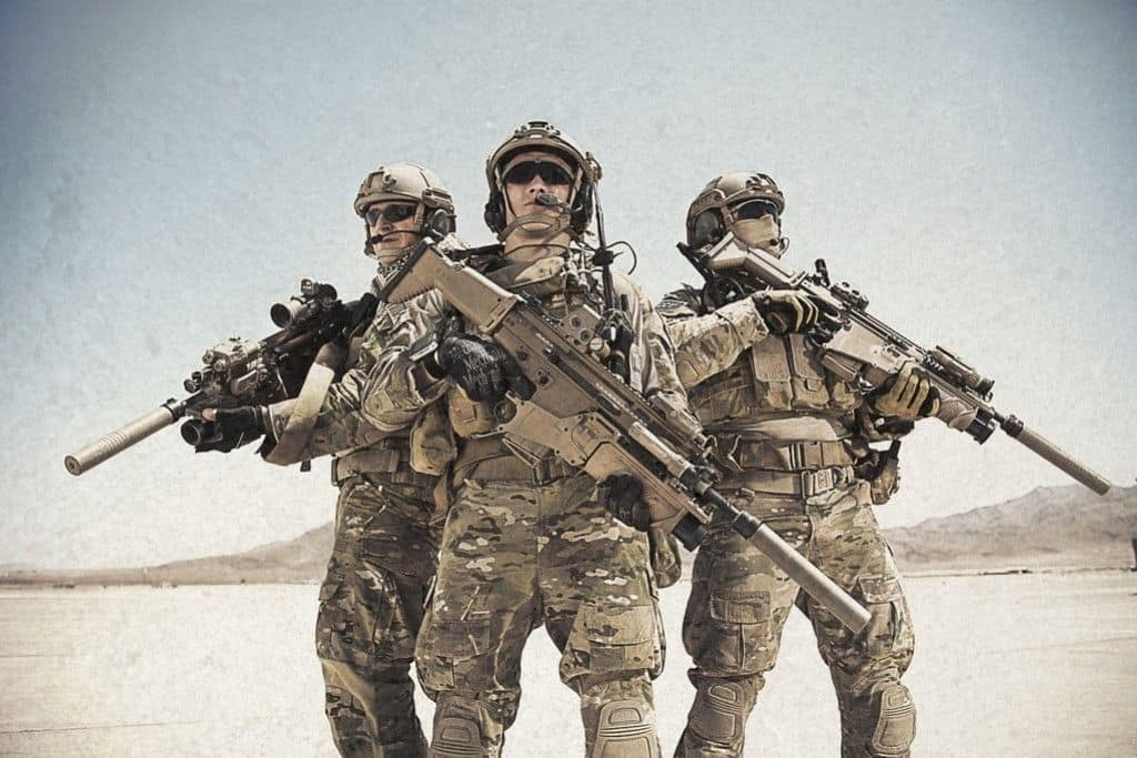 ¿Qué son las operaciones especiales?