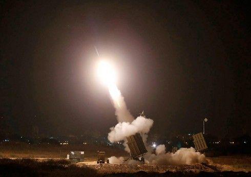 Iron Dome: El sistema antimisiles de Israel en acción