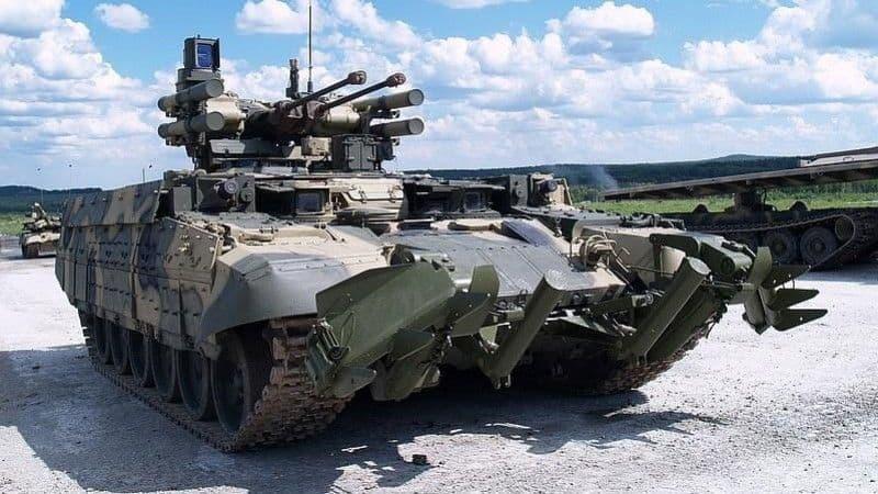 BMPT, el terminator ruso
