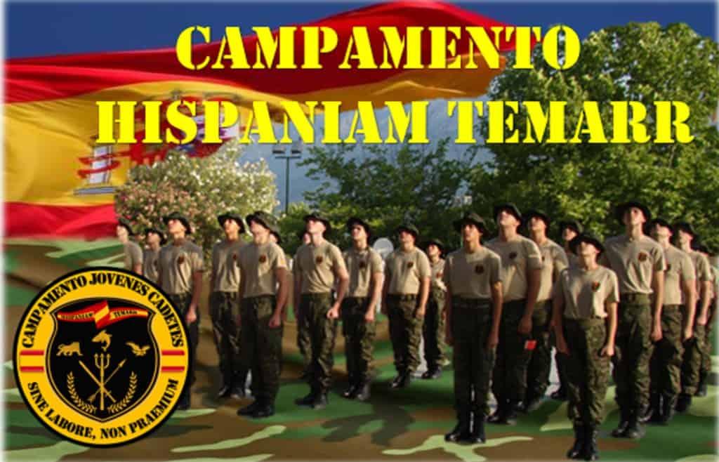 Campamento Hispaniam Temarr
