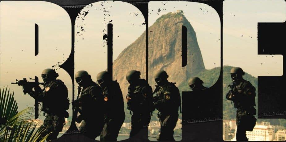 El video más espectacular del BOPE brasileño