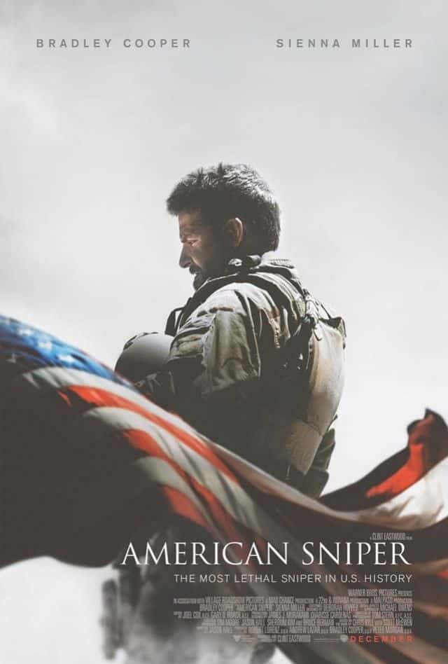 El francotirador (American Sniper): todo el armamento de la película.