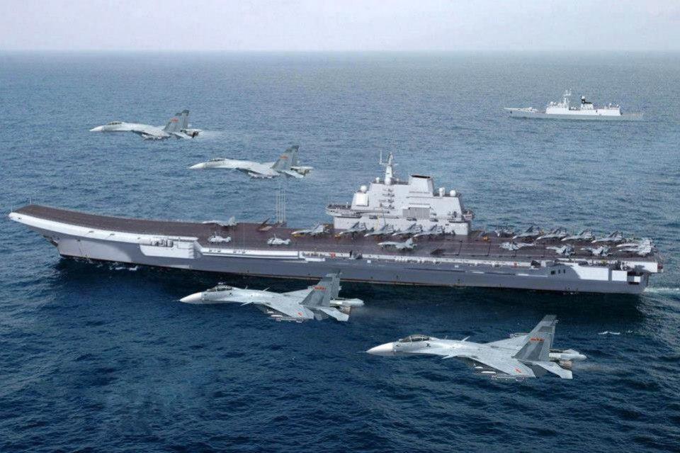 El portaaviones Liaoning: la nueva joya de la corona de la marina china