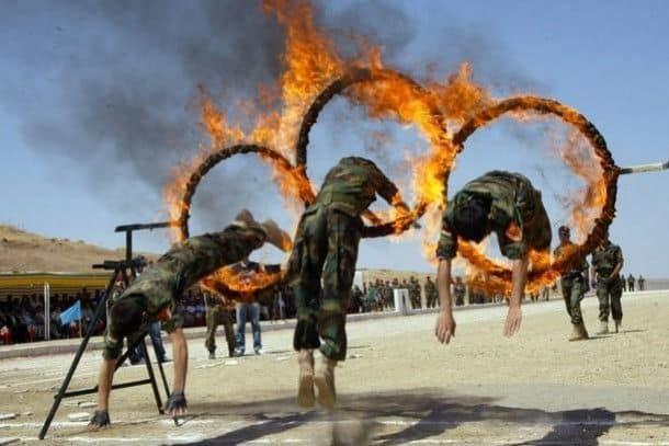 Los 10 peores ejércitos de 2015