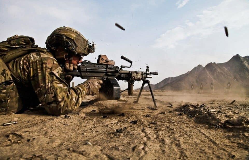 Un día en el cuerpo de los US Rangers