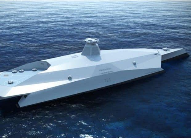 Inglaterra muestra lo que serán sus barcos de guerra de la próxima década
