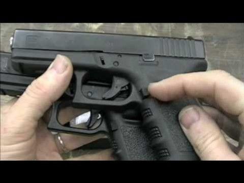Un pequeño truco para mejorar tu puntería con pistola airsoft...