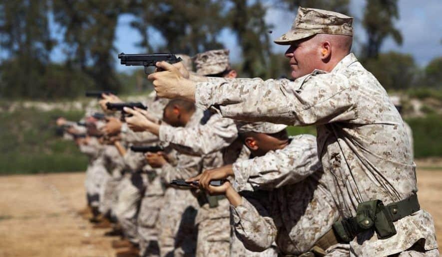 El disparo perfecto: Técnicas de disparo para mejorar nuestra punteria