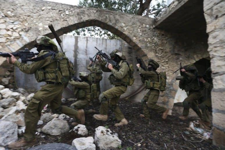 Fuerzas Especiales israelíes, si son los mejores, es por algo
