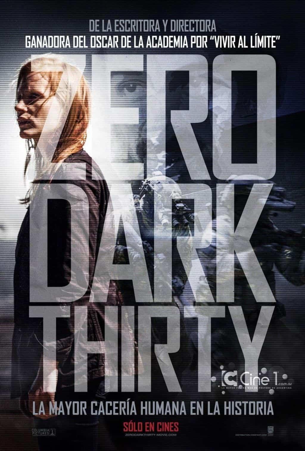Zero Dark Thirty (La noche más oscura): todo el armamento de la película