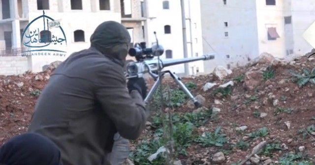 El disparo de sniper más alucinante jamás filmado