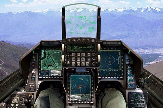 ¿Cómo se arranca un caza de combate F16?