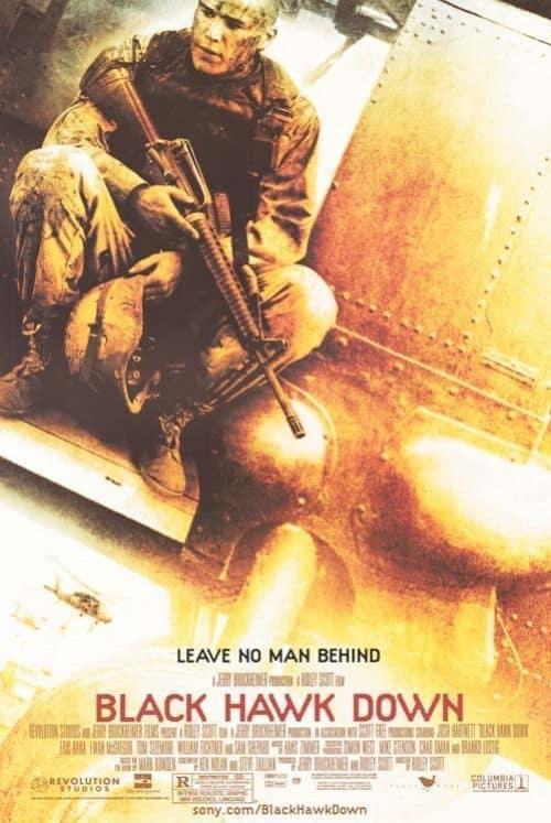 Black Hawk Down: todo el armamento de la película