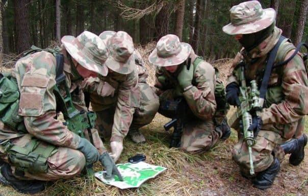Tácticas Militares que te ayudarán en combate