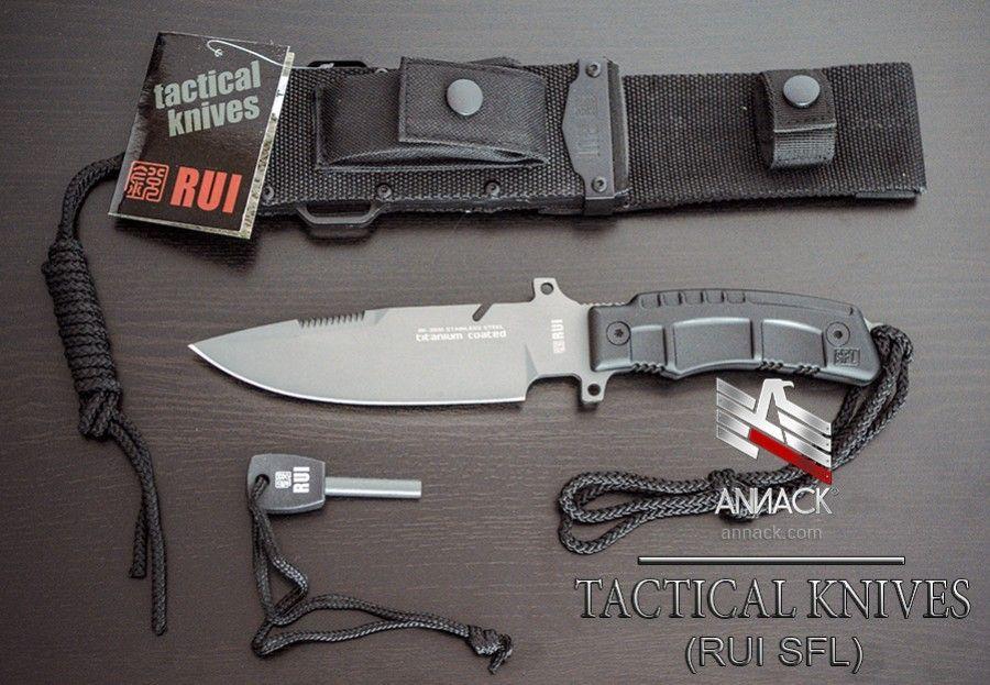 NOVEDAD: Nuevos cuchillos tácticos RUI